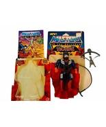 Dragstor Horde Masters of Universe vtg MOTU figure Mattel Card Comic Com... - $123.75