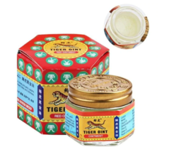 00% Original Tiger Balm Arthritis Joint Body Pain Thailand Painkiller - $7.99
