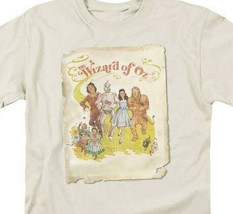 The Wizard of Oz t-shirt retro 30s musical fantasy film graphic tee OZ101 image 2
