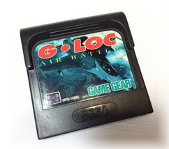 G-LOC: Air Battle (Sega Game Gear, 1991) VIDEO GAME CARTRIDGE only - $7.22