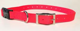 "Sparky Petco 3/4"" Compatible E Collar Nylon Double Buckle  Strap 3 Colors - $20.99"