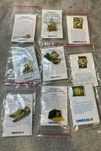 9) Oakland Athletics Baseball Pin Mlb Unocal 76 Free Ship Vgc - $24.30