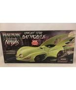 NEW BATMAN KNIGHT FORCE NINJAS KNIGHT STAR BATMOBILE 1998 Exclusive Figu... - $43.56
