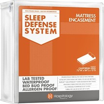 "HOSPITOLOGY PRODUCTS Sleep Defense (12"" - 18"" Deep