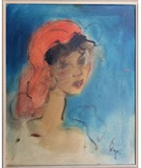Michael Papageorgiou Doris Original Painting - $604.60
