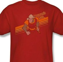 Dragons Lair Dirk t-shirt Vintage 80's arcade game graphic tee DRL126 image 3