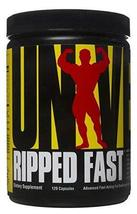 Universal Nutrition Ripped Fast Fat Loss Supplement, 120 Capsules - $39.59