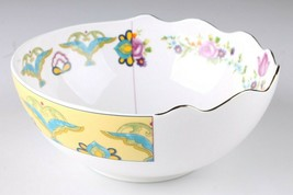 """Seletti CtrlZak East West 7.6"""" Bone China Porcelain Hybrid Collection Bauci Bowl"""