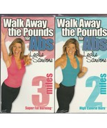 Leslie Sansone Walk Away the Pounds for Abs ~ Lot of 2 VHS Tape NIP - $20.43