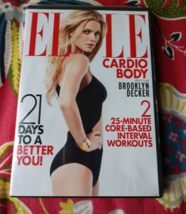 Gaiam ELLE Cardio Core Body with Brooklyn Decker 21 Days to a Better You... - $10.00