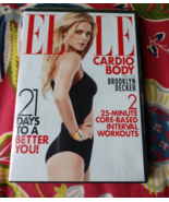 Gaiam ELLE Cardio Core Body with Brooklyn Decker 21 Days to a Better You! DVD - $10.00