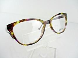 NEW  LIU JO JL 2682 (504) Striped Purple/ Purple 53 x 16 140 mm Eyeglass Frame - $42.04