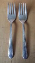Set of 2 H & T MFG Co. Salad Forks - $17.63