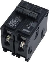 Q290 90-Amp Double Pole Type QP Circuit Breaker