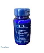Life Extension Methyl-Cobalamin 5 mg 60 Vegetarian Lozenges BBD 10/2021 - $24.74