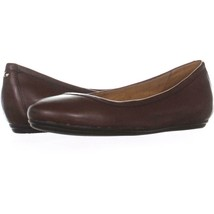 Naturalizer Brittany Round Toe Ballet Flats 302, Coffee Bean, 7.5 US / 3... - $35.51