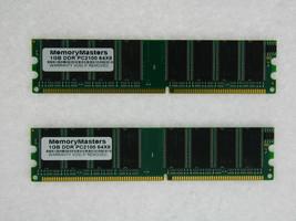 2GB (2X1GB) MEMORY FOR VIA EPIA M9000 ME6000 ME6000G ME9000 MII MII 10000 ML N