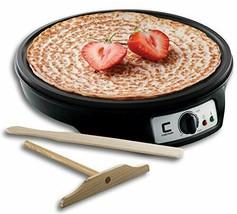 "Chefman 12"" Electric Crepe Maker Griddle, Precise Temperature Control fo... - €44,20 EUR"