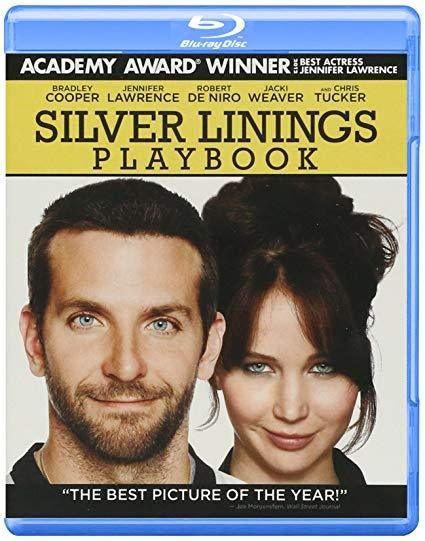 Silver Linings Playbook [Blu-ray + DVD]
