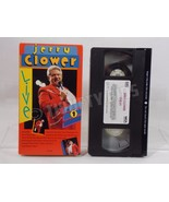 Jerry Clower Live Volume 1 VHS Video Cassette Tape 1990 MCA Stand-up Comedy - $13.85