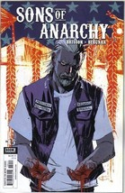 Sons of Anarchy TV Series Comic Book #15, Boom 2014 NEW UNREAD - $4.99