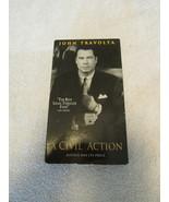 A Civil Action VHS - $3.00