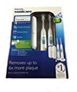 Philips sonicare essential clean rechargeable toothbrush 2 pack  thumbtall