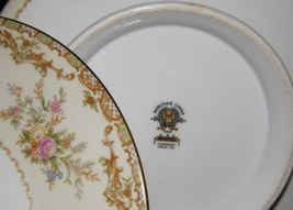 Noritake China Nana Rosa Pattern # 682 Sugar Bowl with Lid AB 336-K Vintage image 4