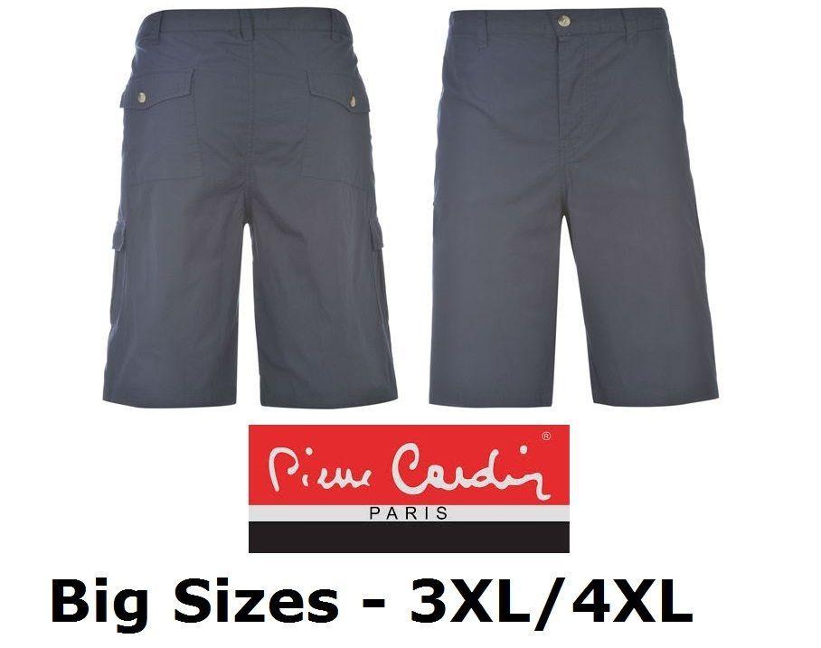 Sale!! Pierre Cardin Cargo Cassual Shorts Mens Big size 3XL 4XL Original Product - $9.90