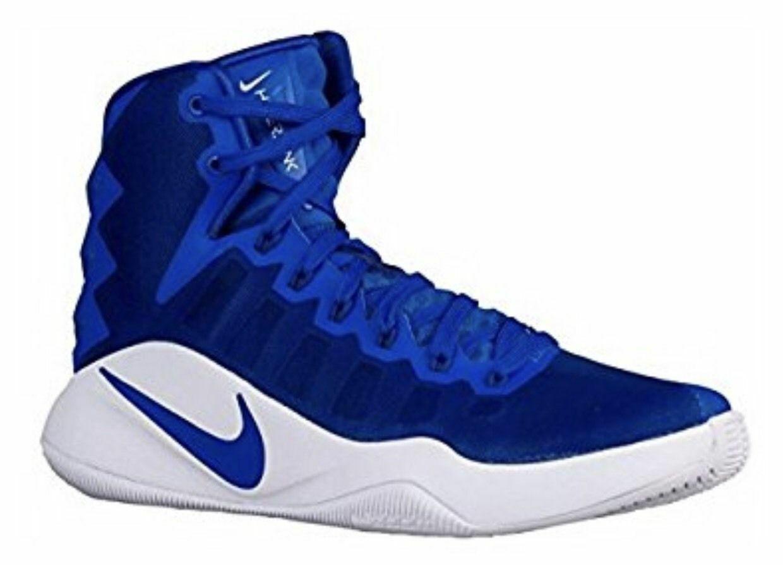 Nike Women's Basketball Shoes Hyper Dunk Hyperdunk 2016 TB ROYAL BLUE Size 10