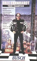 """Dale Earnhardt - True Champion - 16"""" x 25"""" poster in MINT Condition - $9.99"""