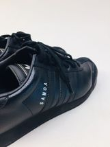 G22596 M 3 Size 8 Stripe ADIDAS Original Black SAMOA Sneakers Men's PPxrvU
