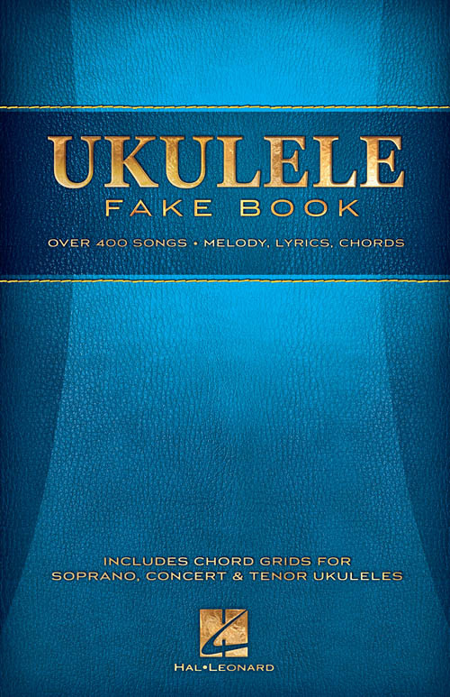 Primary image for Ukulele Fake Book/Over 400 Songs/Convenient Size/New!