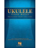 Ukulele Fake Book/Over 400 Songs/Convenient Size/New! - $30.00