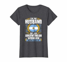 New Shirts - I'm The Husband Argentina Women Flag Men Women Gift T Shirt... - $19.95+
