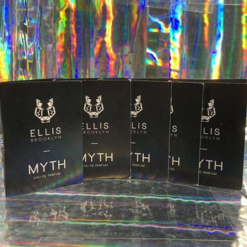 5x ELLIS BROOKLYN Myth EDP 1.5mL (7.5mL total) NEW IN ORIGINAL CARD