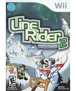 Line Rider 2 Unbound NINTENDO Wii Video Game - $3.97