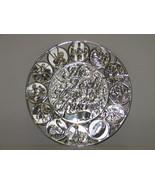International Silver Silverplate Round Twelve Days of Christmas Trivet  - $19.99