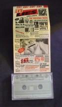 Guns N Roses GN'R Lies Cassette Tape Geffen Liv... - $9.40