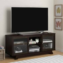 "Ameriwood Home Englewood TV Stand for TVs up to 55"" Various Finishes! - $134.88"