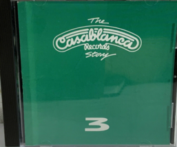 The Casablanca Records Story Disc 3 (CD) - $4.25