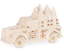 Lenox Mistletoe Park Truck with Trees - $59.99