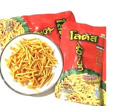 x10 Chicken Legs Snacks Stick Biscuit Flavour Sweet & Spicy Thai Food De... - $34.00