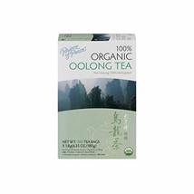 Prince of Peace, Premium Oolong Tea, 6Pack 100 Tea Bags Each