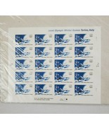 Olympic Games 2006 Torino Italy Sheet of 20 US .39 Stamps 3995 Full Pane... - $14.99