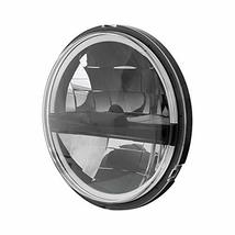 """United Pacific 1,020 Lumens LED Headlight 5 3/4"""" - Black, Replaces H5001 and H50 - $144.83"""