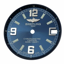 Breitling Colt Lady A7738711/C850 24 mm Blue Watch Dial for 33 Women's W... - $139.00