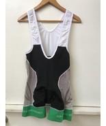 HINCAPIE Bib Shorts Women's Large L Cycling Bike Street Black /White/ Gr... - $48.95