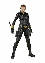 S.H. Figuarts Avengers Black Widow ( Natalia Alianovna) 5.7in. PVC/ABS/Painted A - $83.97
