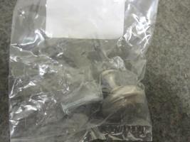 6 Amerock BP53005-G10 Satin Nickel Cabinet Cupboard Door Knob Pull - $17.81